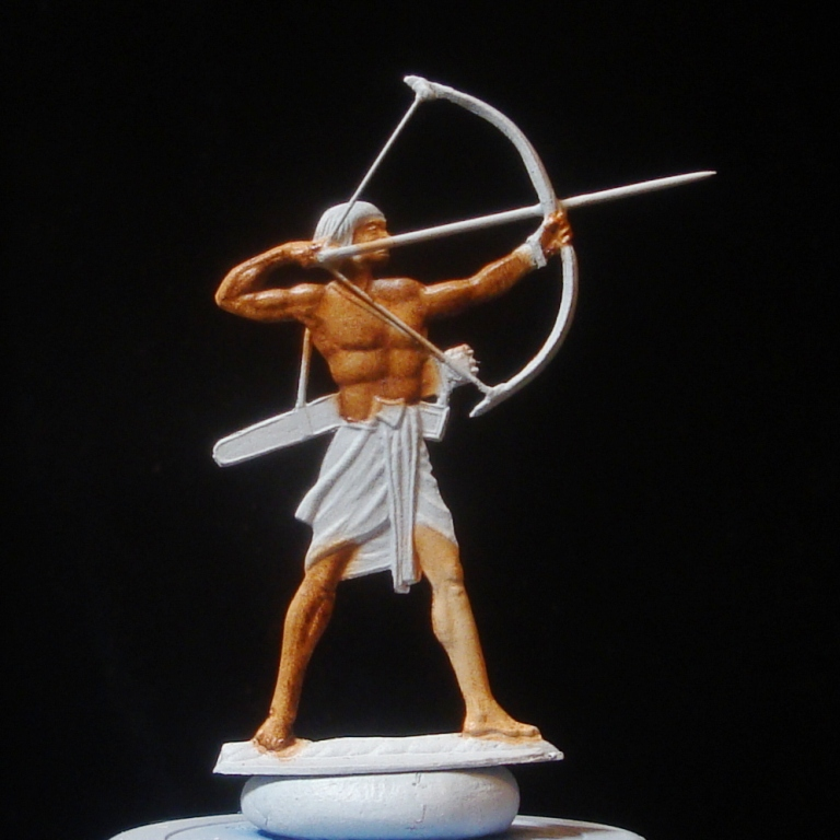 Archer égyptien [30mm] Fig07_11