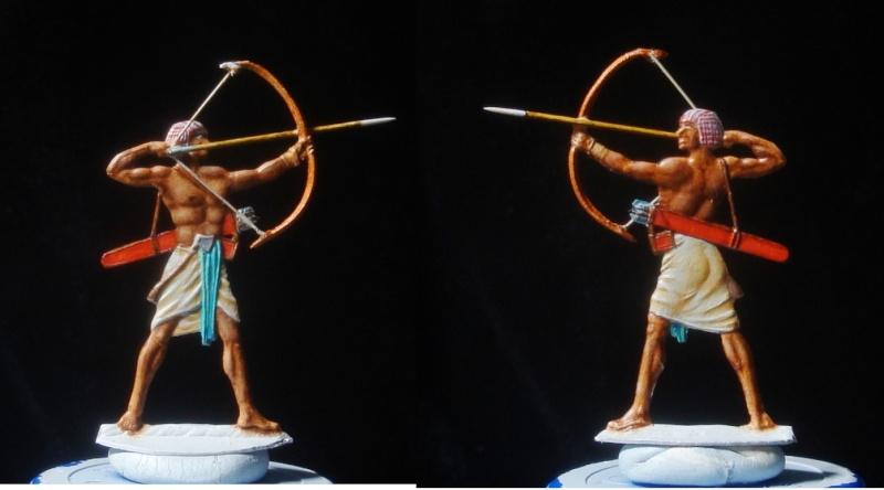 Archer égyptien [30mm] Fig09_11