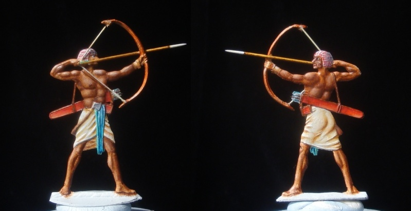 Archer égyptien [30mm] Fig11_10