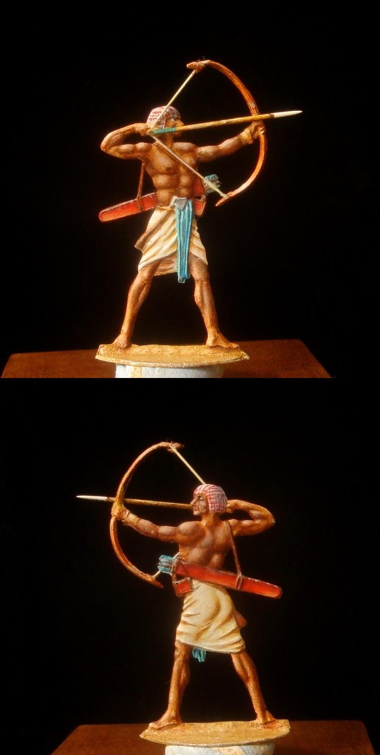 Archer égyptien [30mm] Fig1512