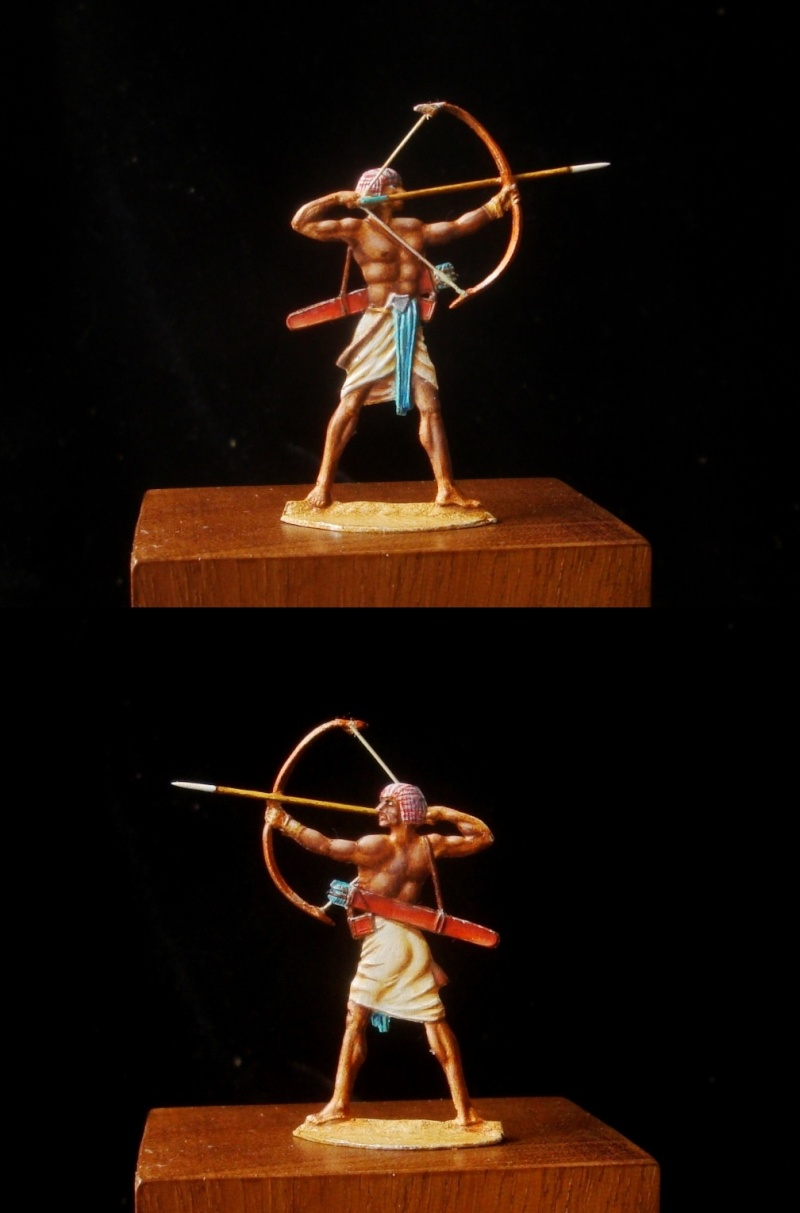 Archer égyptien [30mm] Fig20-10