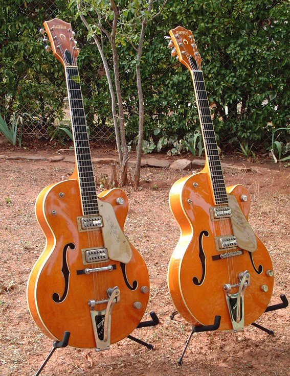 Gretsch 6120-SSLVO (test/review) Sslvo510