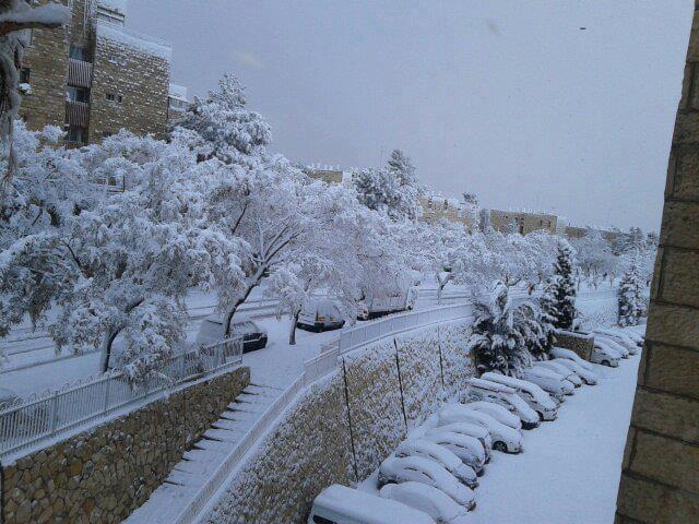 Ein Israelischer Schneemann! 58149_10