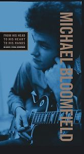 Mike BLOOMFIELD - From His Head To His Heart To His Hands. _3510