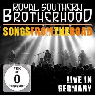 Royal Southern Brotherhood au Divan du Monde (29/10/2012) - Page 2 Royal-10