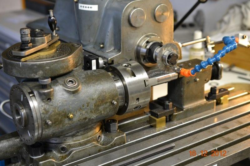 Construction du Rolls-Royce Merlin à l'échelle 1/4 41_80010