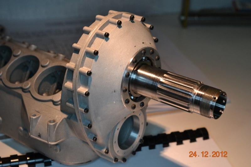 Construction du Rolls-Royce Merlin à l'échelle 1/4 - Page 2 50_80011