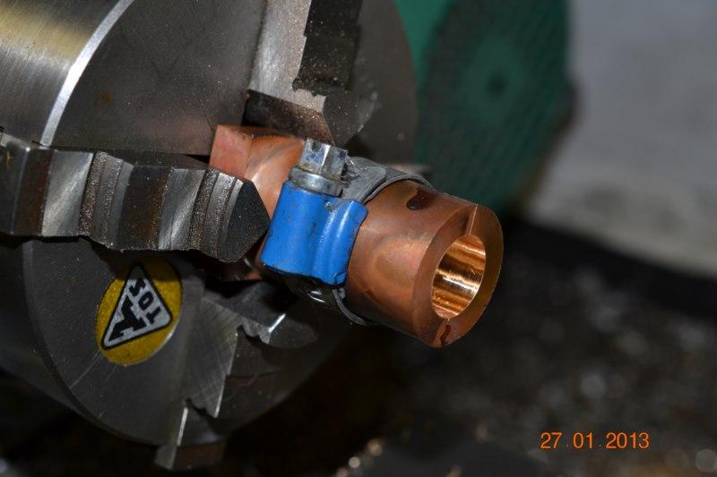 Construction du Rolls-Royce Merlin à l'échelle 1/4 - Page 2 58_80011