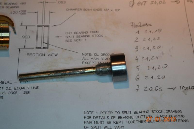 Construction du Rolls-Royce Merlin à l'échelle 1/4 - Page 2 60_80010