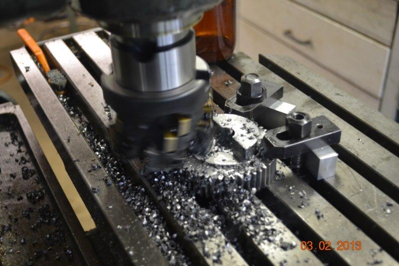 Construction du Rolls-Royce Merlin à l'échelle 1/4 - Page 2 63_80010