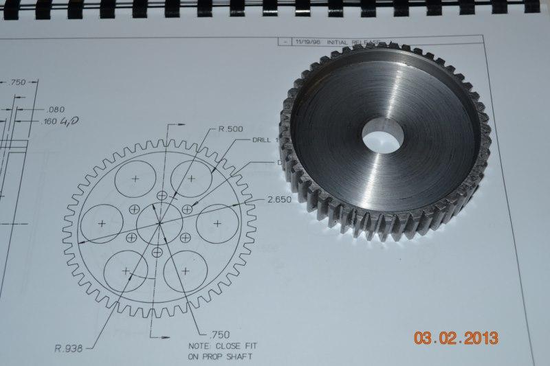 Construction du Rolls-Royce Merlin à l'échelle 1/4 - Page 2 64_80010