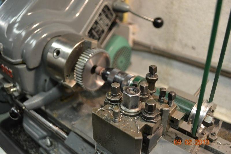 Construction du Rolls-Royce Merlin à l'échelle 1/4 - Page 2 65_80011