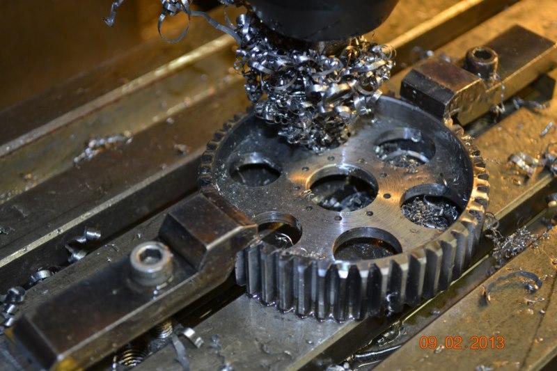 Construction du Rolls-Royce Merlin à l'échelle 1/4 - Page 2 67_80010