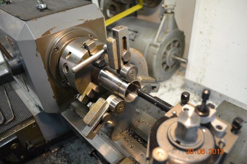 Construction du Rolls-Royce Merlin à l'échelle 1/4 - Page 2 80_80010
