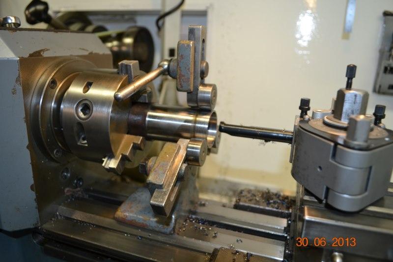 Construction du Rolls-Royce Merlin à l'échelle 1/4 - Page 2 81_80010