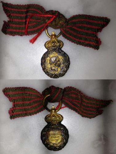 Les rubans de la médaille de Sainte Hélène. _1210