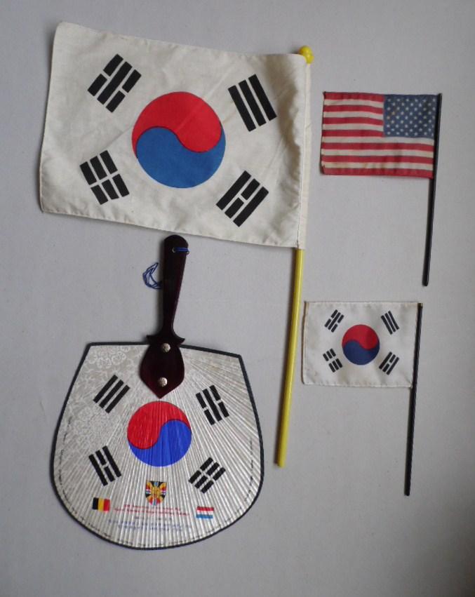 Souvenires d'une  réunion de véterans Korea_11