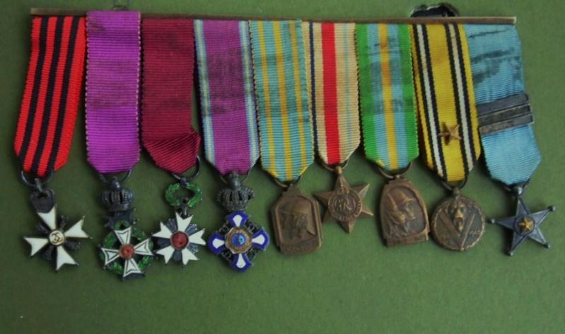 Ma petite collection de Médailles belges WW1 et WW2. Nouvelle arrivée 15/03/2015 Minime10
