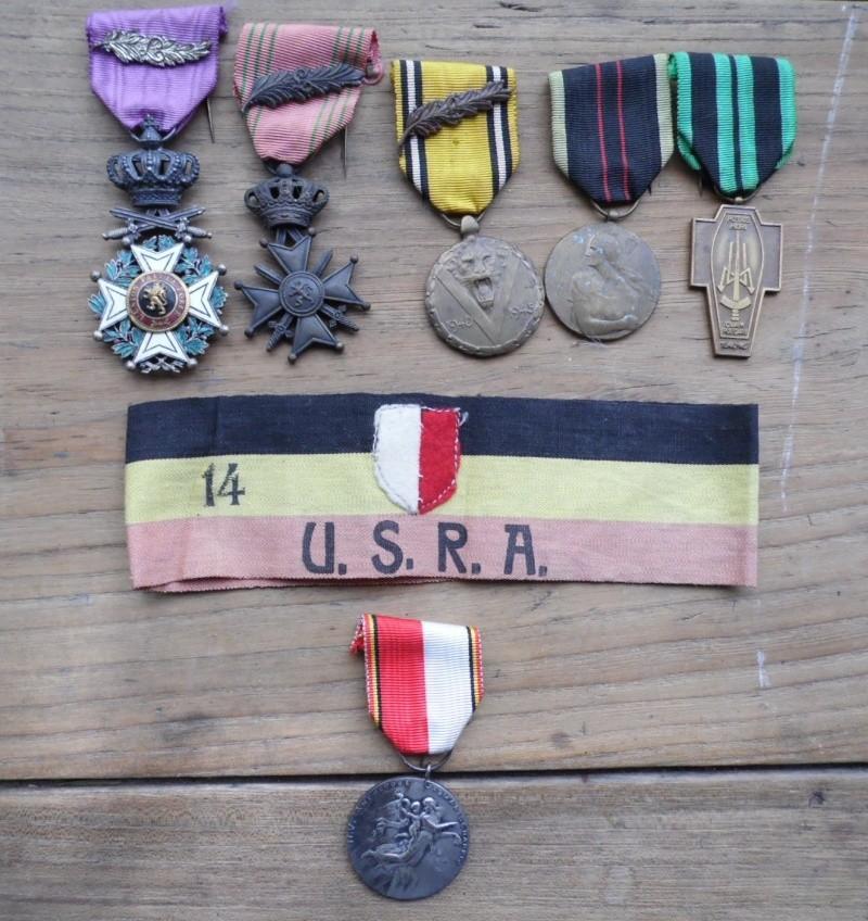 Ma petite collection de Médailles belges WW1 et WW2. Nouvelle arrivée 15/03/2015 New_0510