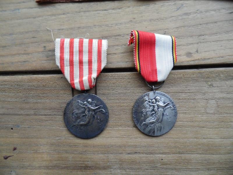 Ma petite collection de Médailles belges WW1 et WW2. Nouvelle arrivée 15/03/2015 New_0610