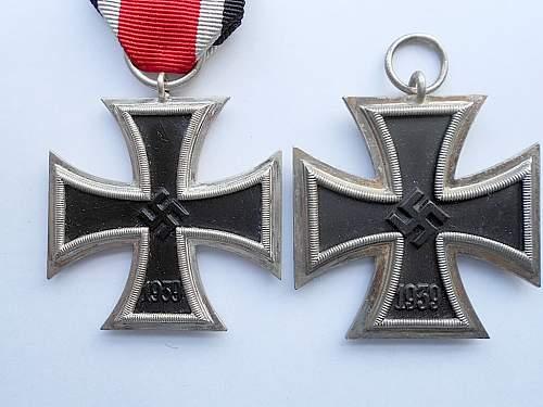 Eisernen Kreuz Smalle10