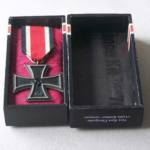Eisernen Kreuz Uberg10