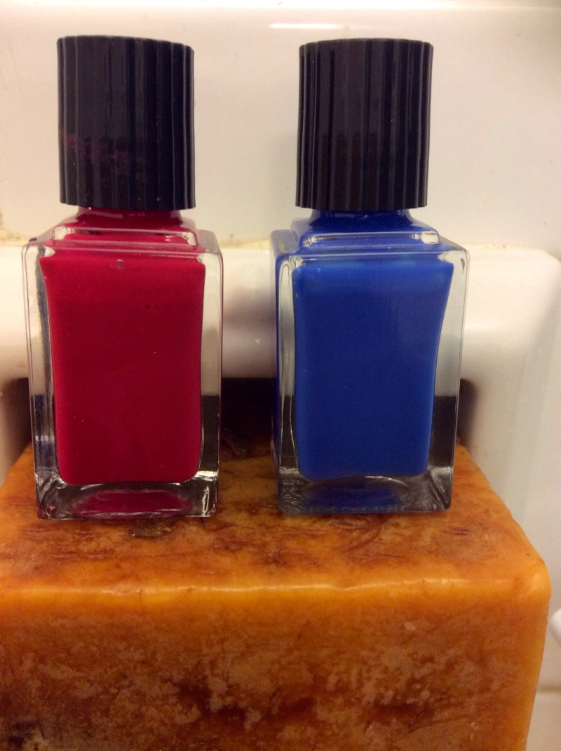 Which nail polish color? Image13