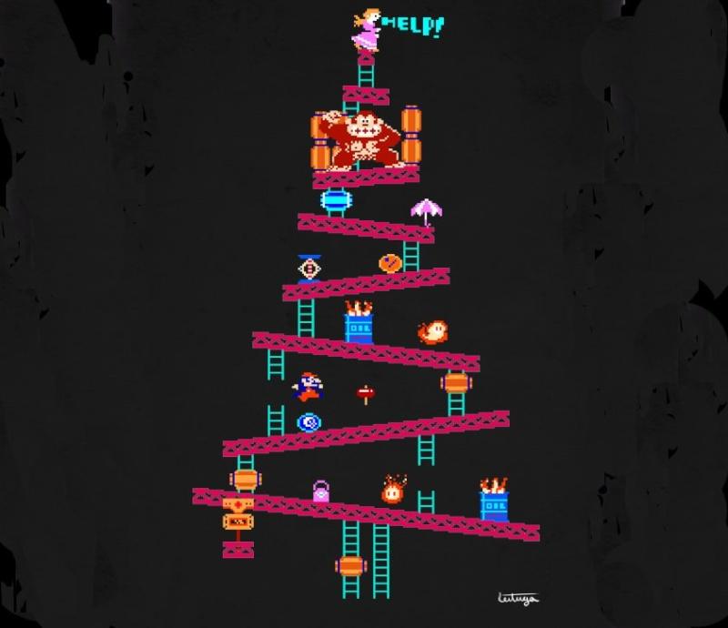 Joyeux Noel !!!!!!! Donkey10