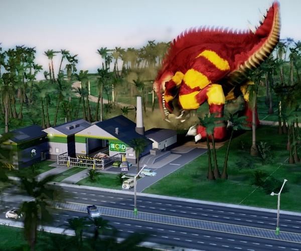Photos de vos villes SimCity   - Page 2 Godzil10