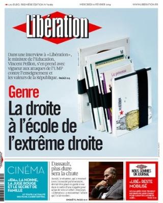 A l'Assemblée nationale, le député UMP Guy Geoffroy s'en prend ouvertement au CNDP et à Karine Lambert, maître de conférences à l'ESPE de Nice.  Libe-111