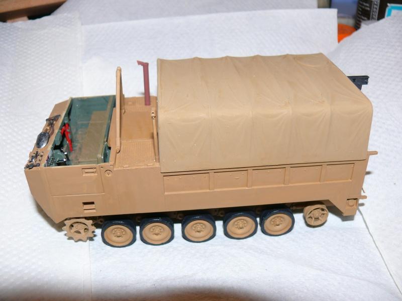 M548A1 au 1/35 de AFV CLUB P1240417