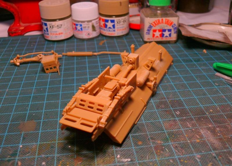 RG 31 MK3 US ARMY MINE-PROTECTED ARMORED PERSONNEL CARRIER de Kinétic au 1/35 ème Photo198