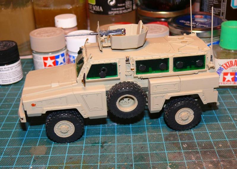 RG 31 MK3 US ARMY MINE-PROTECTED ARMORED PERSONNEL CARRIER de Kinétic au 1/35 ème Photo206