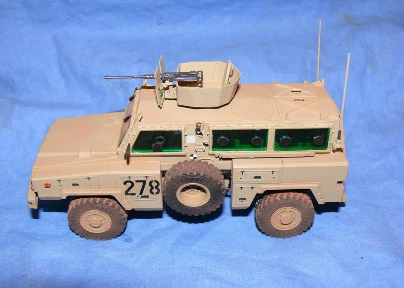 RG 31 MK3 US ARMY MINE-PROTECTED ARMORED PERSONNEL CARRIER de Kinétic au 1/35 ème Photo209