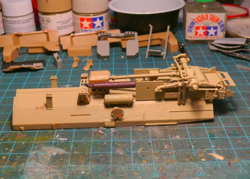 RG 31 MK3 US ARMY MINE-PROTECTED ARMORED PERSONNEL CARRIER de Kinétic au 1/35 ème Photo284