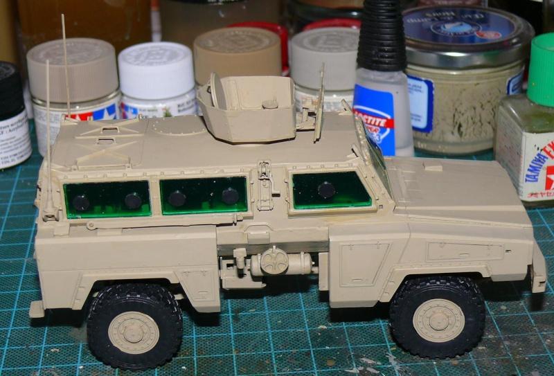 RG 31 MK3 US ARMY MINE-PROTECTED ARMORED PERSONNEL CARRIER de Kinétic au 1/35 ème Photo295