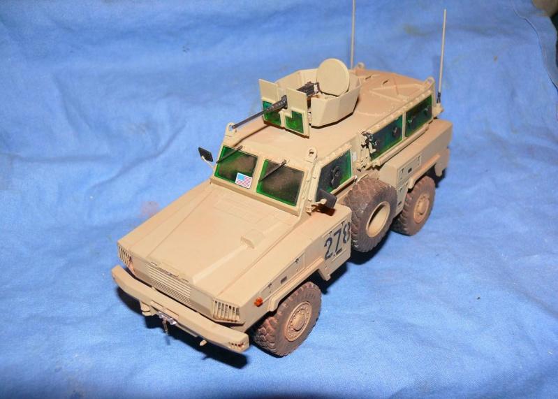 RG 31 MK3 US ARMY MINE-PROTECTED ARMORED PERSONNEL CARRIER de Kinétic au 1/35 ème Photo300