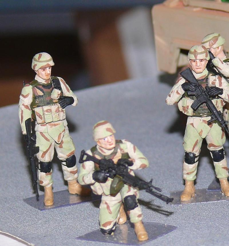 RG 31 MK3 US ARMY MINE-PROTECTED ARMORED PERSONNEL CARRIER de Kinétic au 1/35 ème Photo304