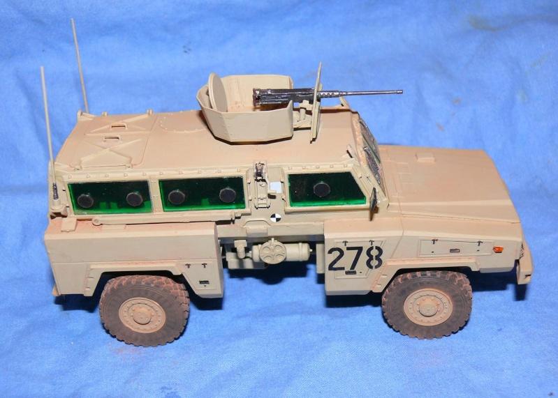 RG 31 MK3 US ARMY MINE-PROTECTED ARMORED PERSONNEL CARRIER de Kinétic au 1/35 ème Photo385