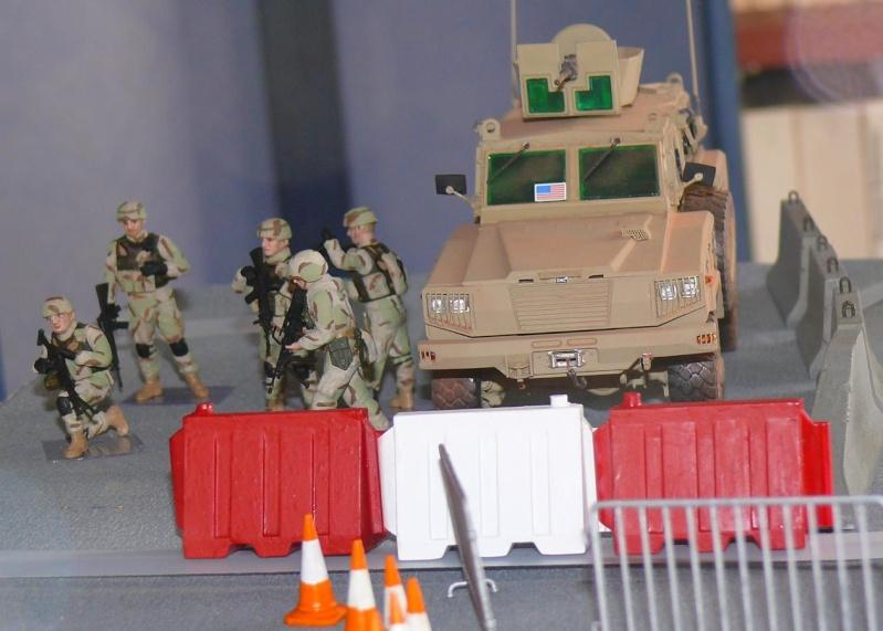 RG 31 MK3 US ARMY MINE-PROTECTED ARMORED PERSONNEL CARRIER de Kinétic au 1/35 ème Photo387