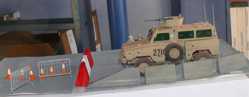 RG 31 MK3 US ARMY MINE-PROTECTED ARMORED PERSONNEL CARRIER de Kinétic au 1/35 ème Photo390