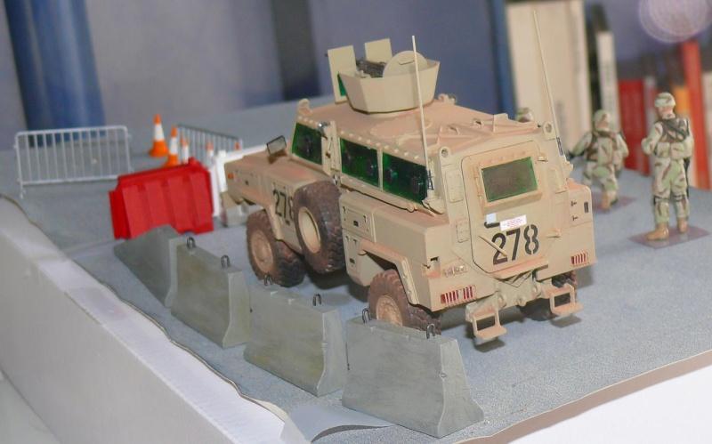 RG 31 MK3 US ARMY MINE-PROTECTED ARMORED PERSONNEL CARRIER de Kinétic au 1/35 ème Photo391
