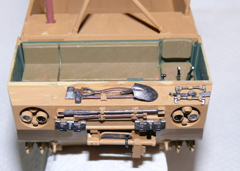 M548A1 au 1/35 de AFV CLUB Photo409