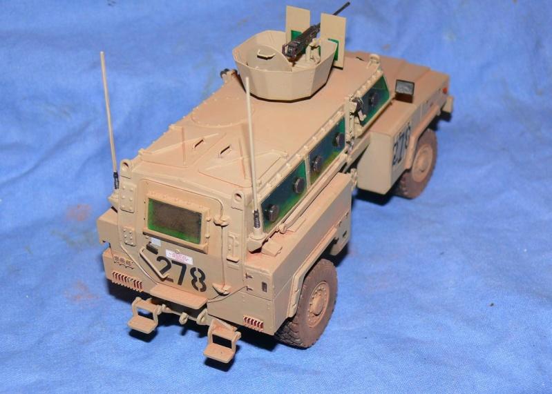 RG 31 MK3 US ARMY MINE-PROTECTED ARMORED PERSONNEL CARRIER de Kinétic au 1/35 ème Photo462