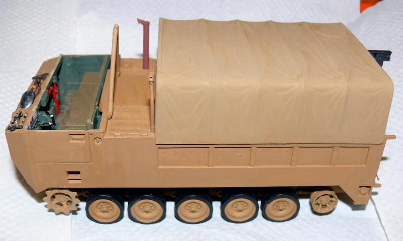 M548A1 au 1/35 de AFV CLUB Photo464