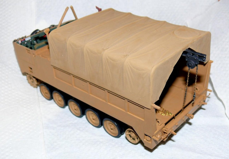 M548A1 au 1/35 de AFV CLUB Photo465