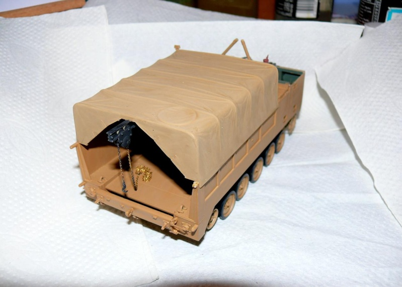 M548A1 au 1/35 de AFV CLUB Photo466
