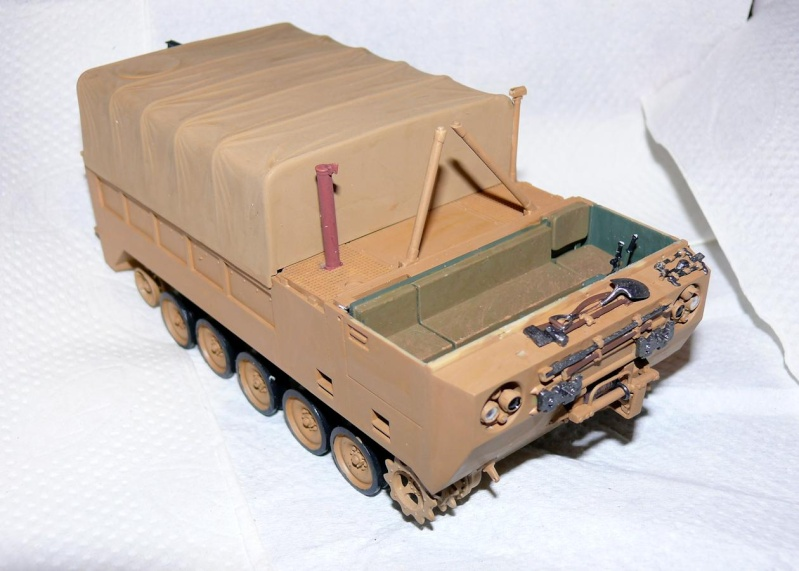 M548A1 au 1/35 de AFV CLUB Photo468