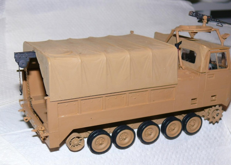 M548A1 au 1/35 de AFV CLUB Photo470
