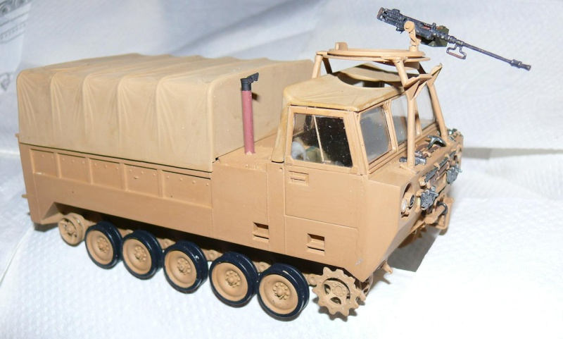 M548A1 au 1/35 de AFV CLUB Photo471